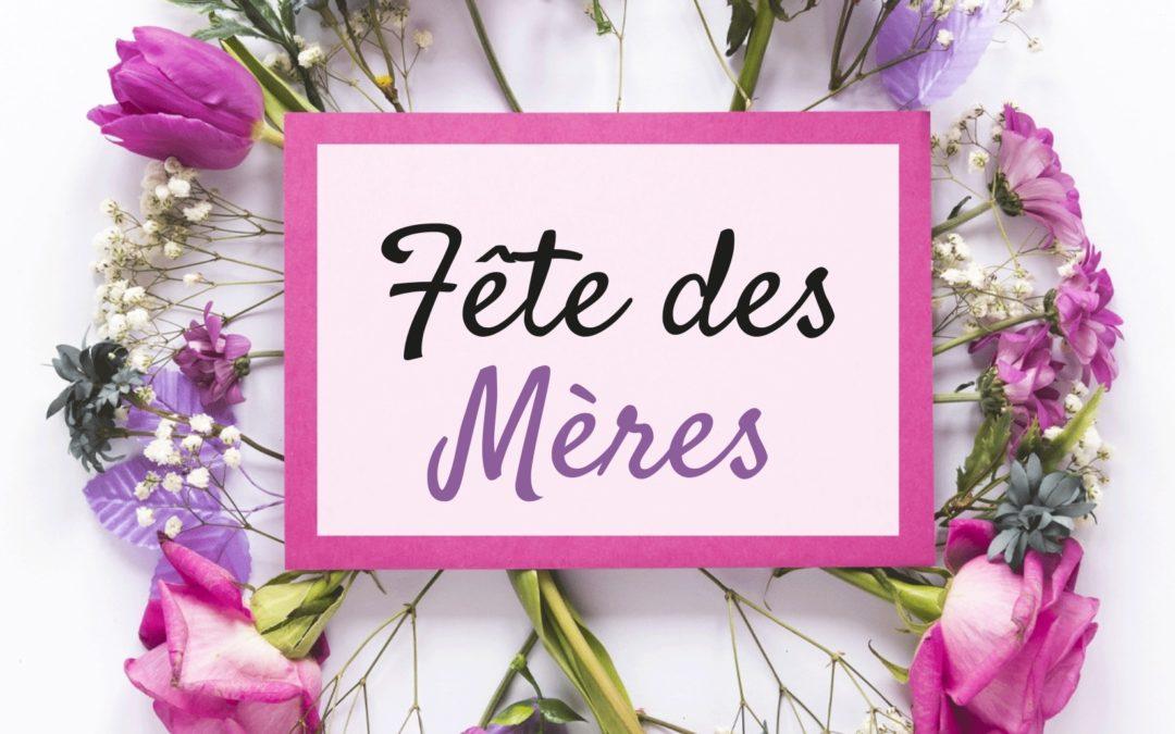 Couronne de fleurs violettes, Fête des mères 2020 Institut de beauté Emeline Esthétique, 85 Esthéticienne bon cadeau