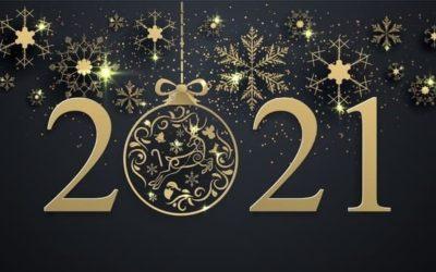 Au revoir 2020, Bonjour 2021