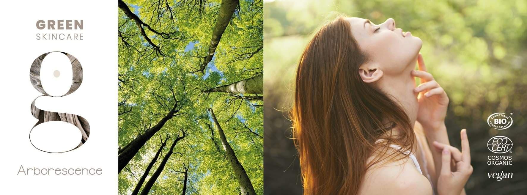 Nouvelle collection soin Green Skincare, institut de beauté Emeline Esthétique, 85130 La Verrie